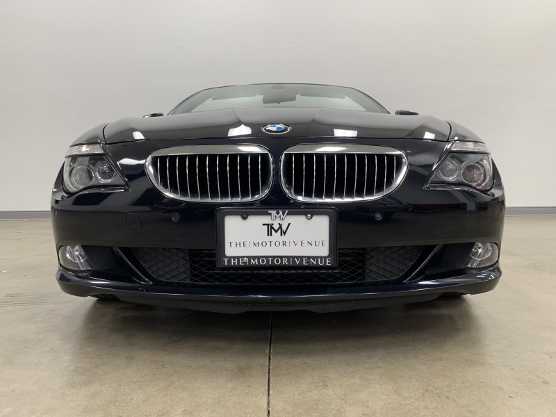 BMW 6-Series 2010 price Sold