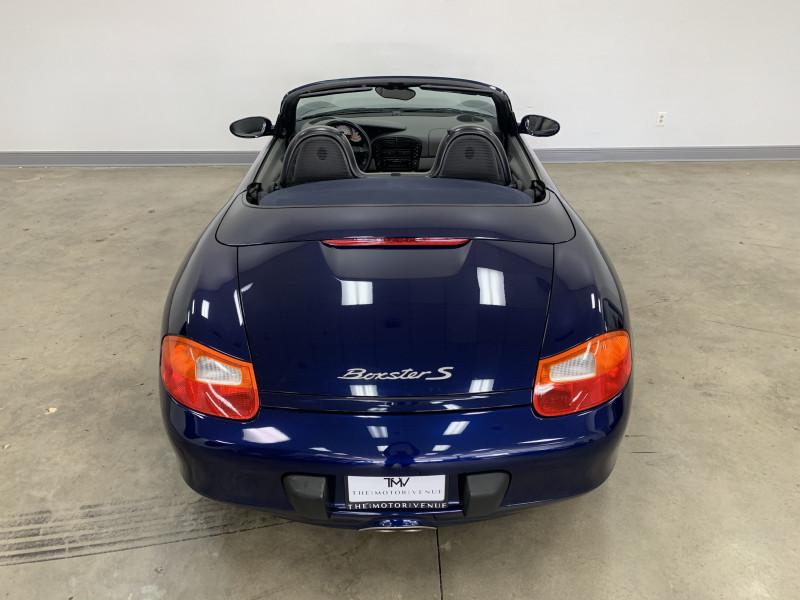 Porsche Boxster 2001 price $16,977