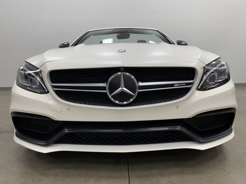 Mercedes-Benz C-Class 2017 price Sold