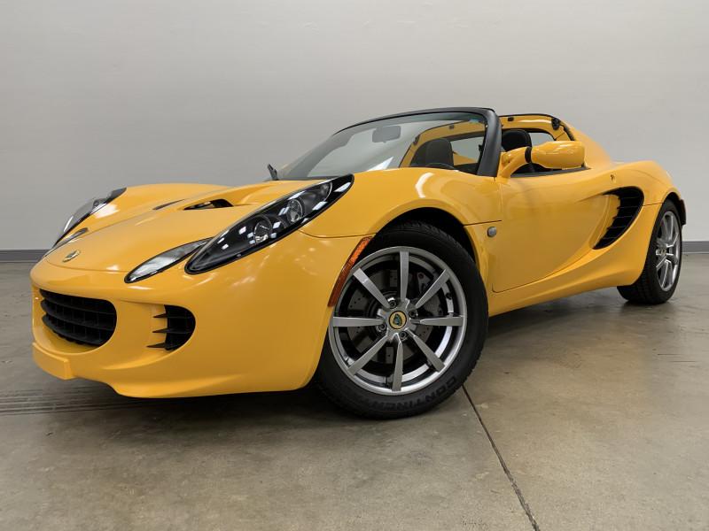 Lotus Elise 2007 price Sold