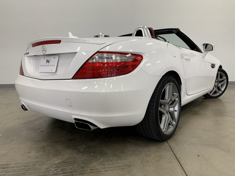 Mercedes-Benz SLK-Class 2015 price Sold
