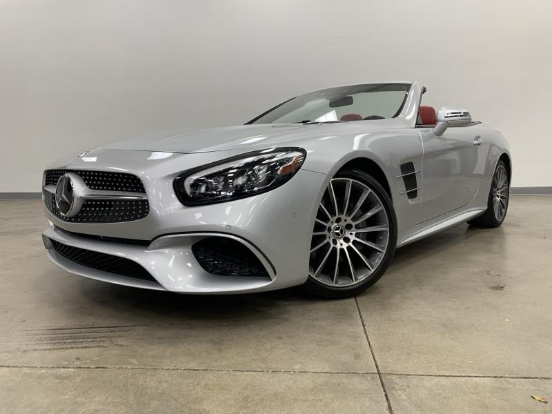 Mercedes-Benz SL-Class 2017 price $72,977