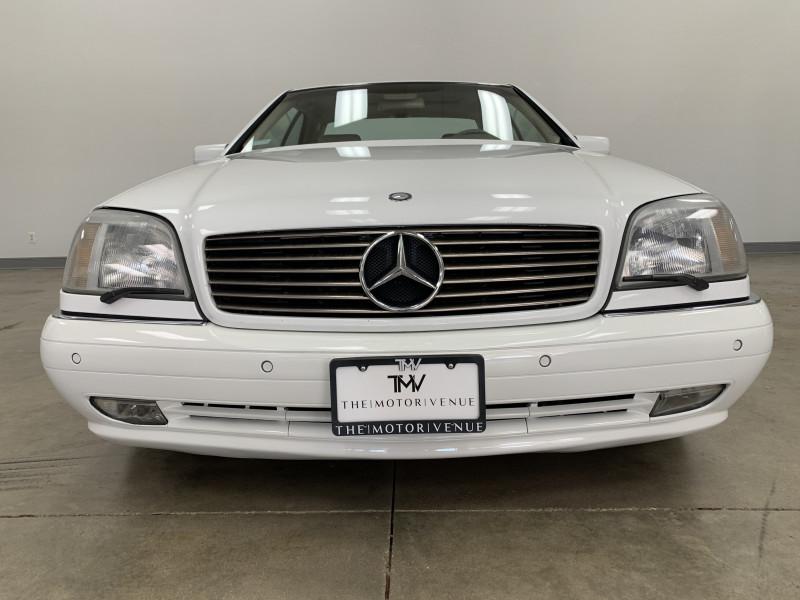 Mercedes-Benz CL-Class 1999 price $17,977