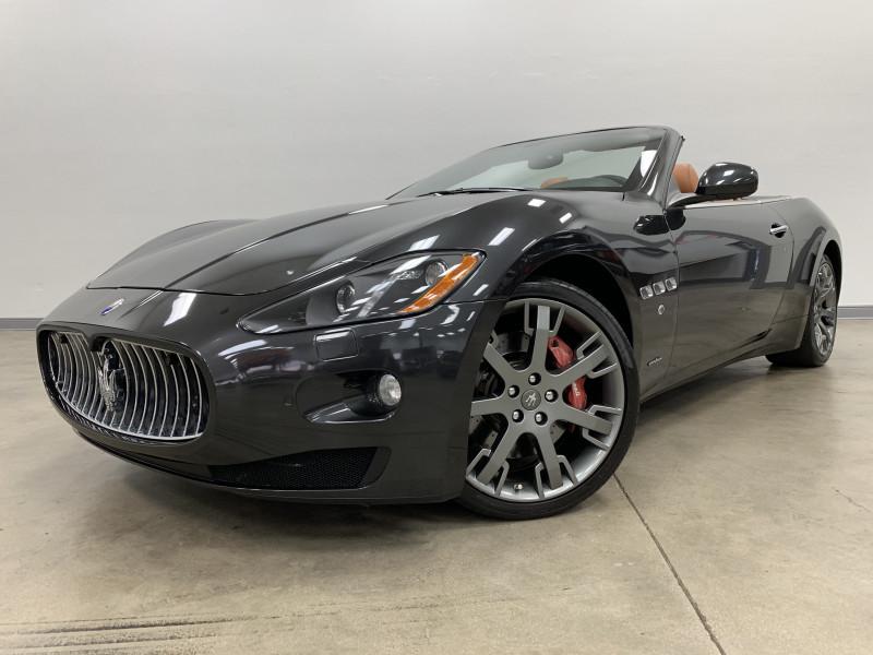 Maserati GranTurismo 2014 price Sold