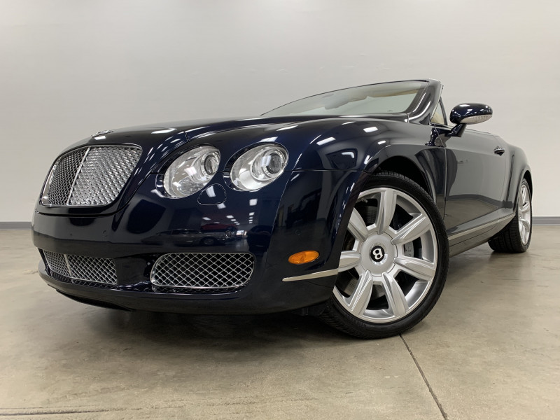 Bentley Continental GTC 2007 price $67,977