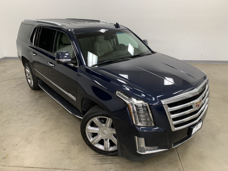 Cadillac Escalade ESV 2017 price Sold