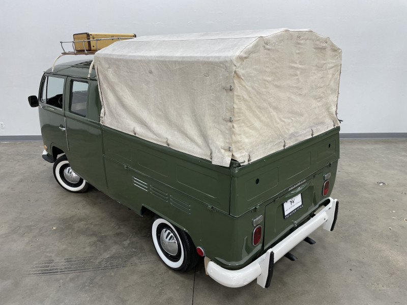 Volkswagen Type 2 1969 price Sold