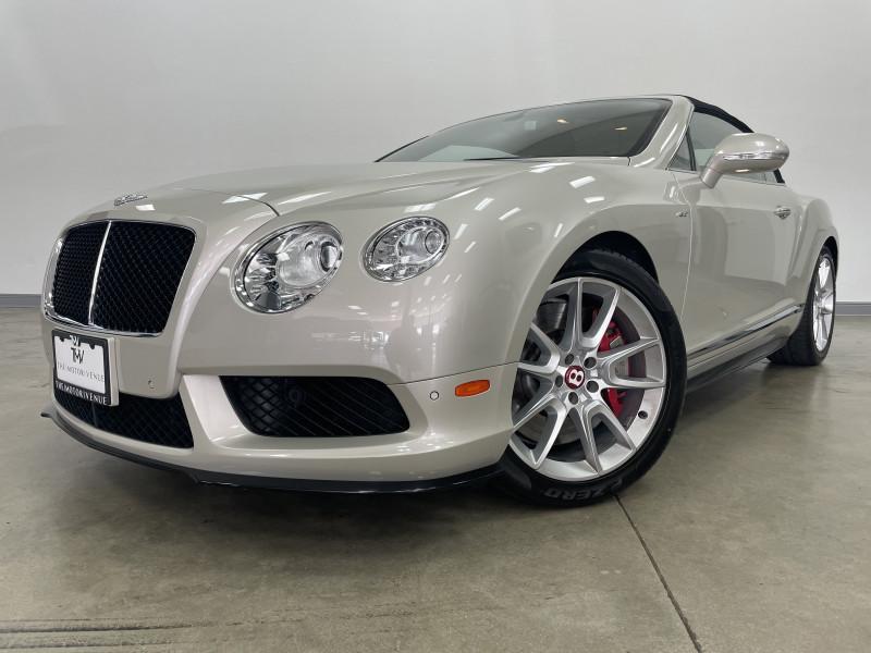 Bentley Continental GTC 2014 price Sold