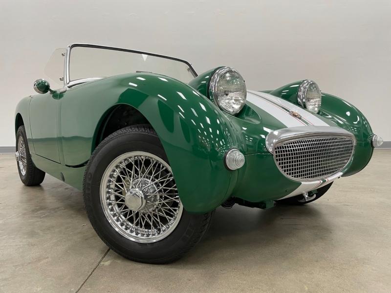 Austin Healey Sprite 1960 price $29,977