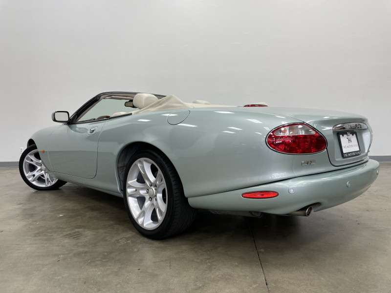 Jaguar XK 2004 price $16,977