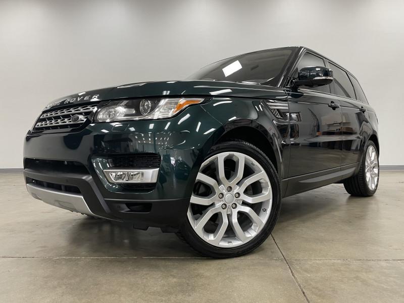 Land Rover Range Rover Sport 2016 price Sold