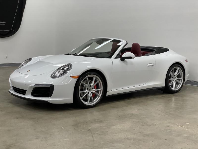 Porsche 911 2017 price Sold