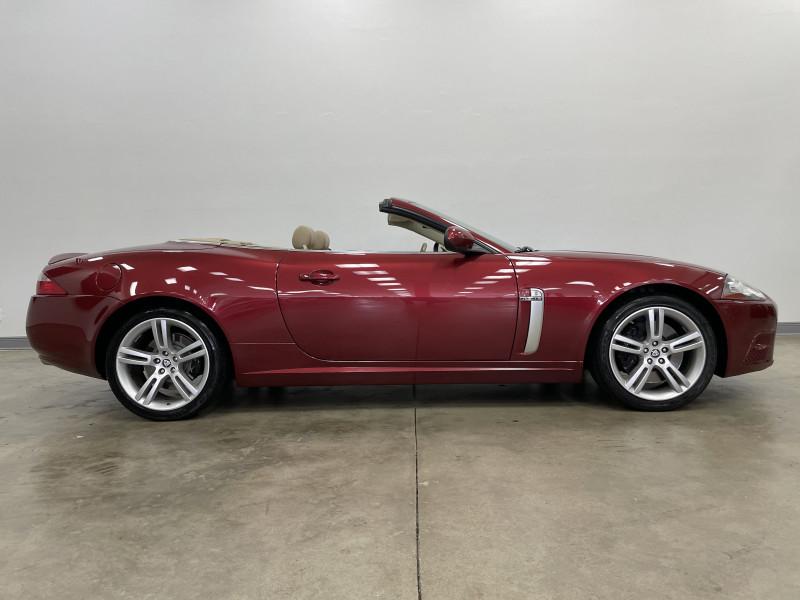 Jaguar XKR 2007 price $24,977