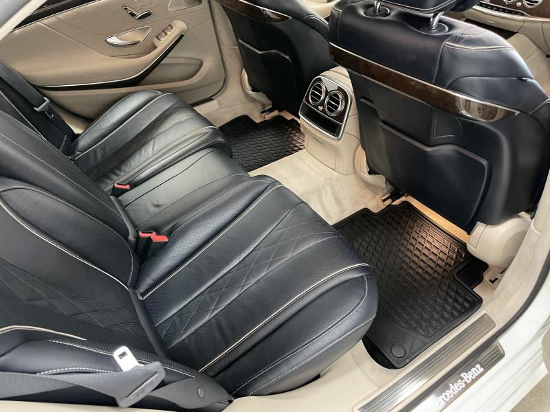 Mercedes-Benz S-Class 2016 price $49,977