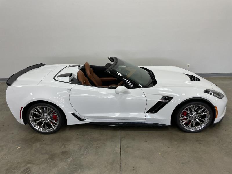 Chevrolet Corvette 2018 price $84,977