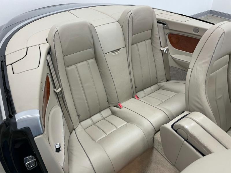 Bentley Continental GTC 2007 price $62,977