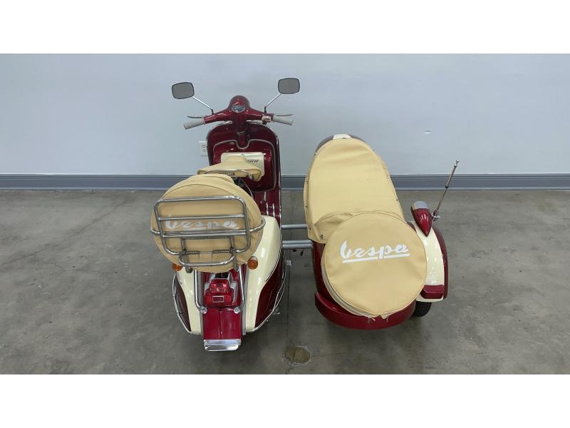 Vespa 150 Super 1967 price Sold