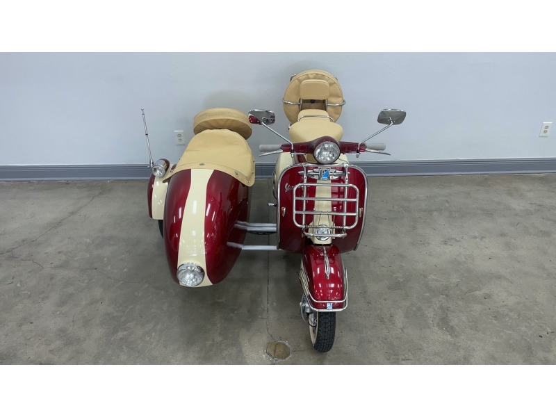 Vespa 150 Super 1967 price $12,977