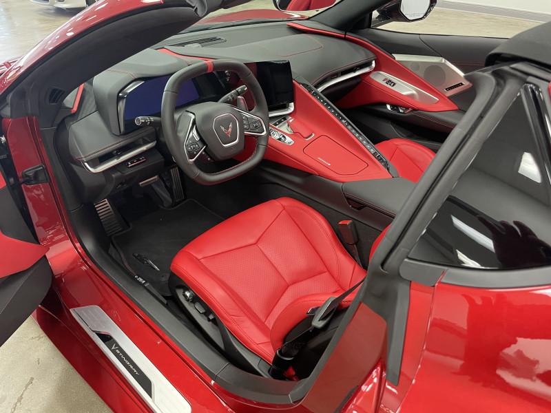 Chevrolet Corvette 2021 price Sold