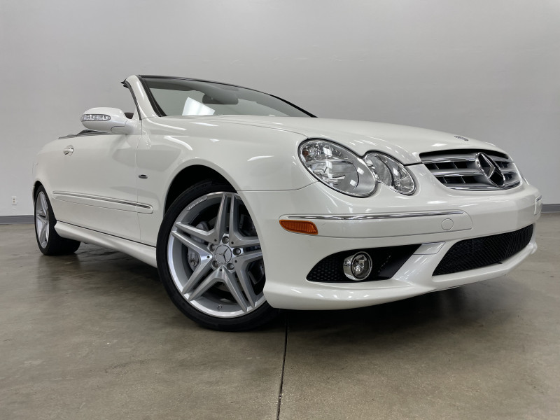 Mercedes-Benz CLK-Class 2009 price Call for Price