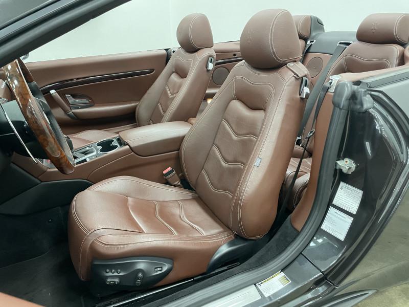 Maserati GranTurismo 2012 price Sold