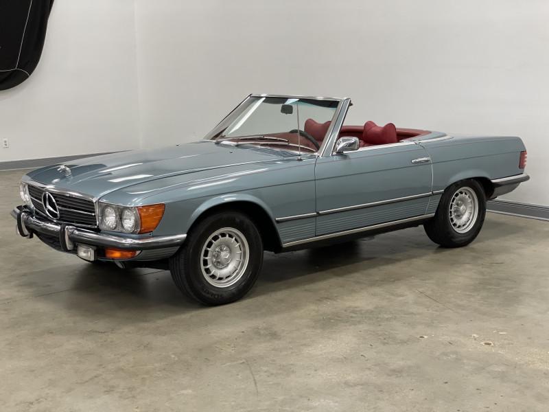 Mercedes-Benz SL-Class 1973 price $19,977