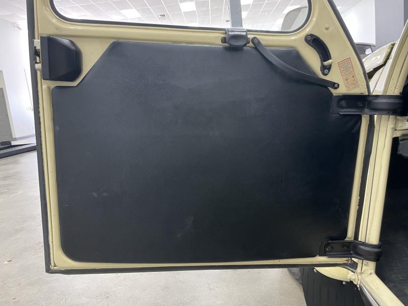 Citroen 2CV 1980 price $23,977