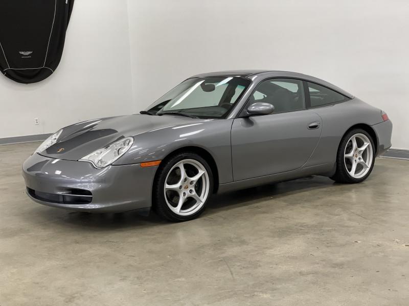 Porsche 911 2002 price $51,977