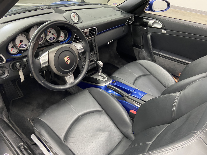 Porsche 911 2008 price Sold