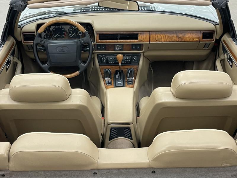 Jaguar XJS Convertible 1996 price SOLD