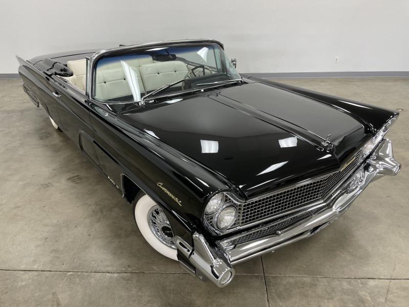 Lincoln Continental 1959 price $69,977
