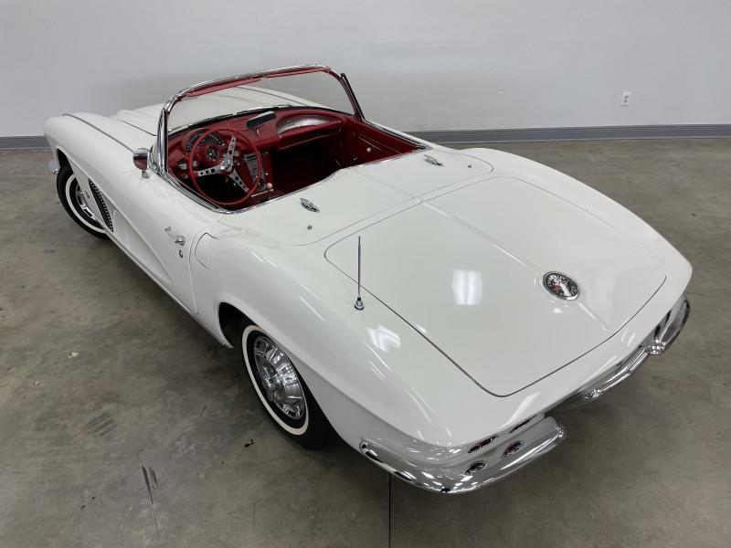 Chevrolet Corvette 1962 price $119,977