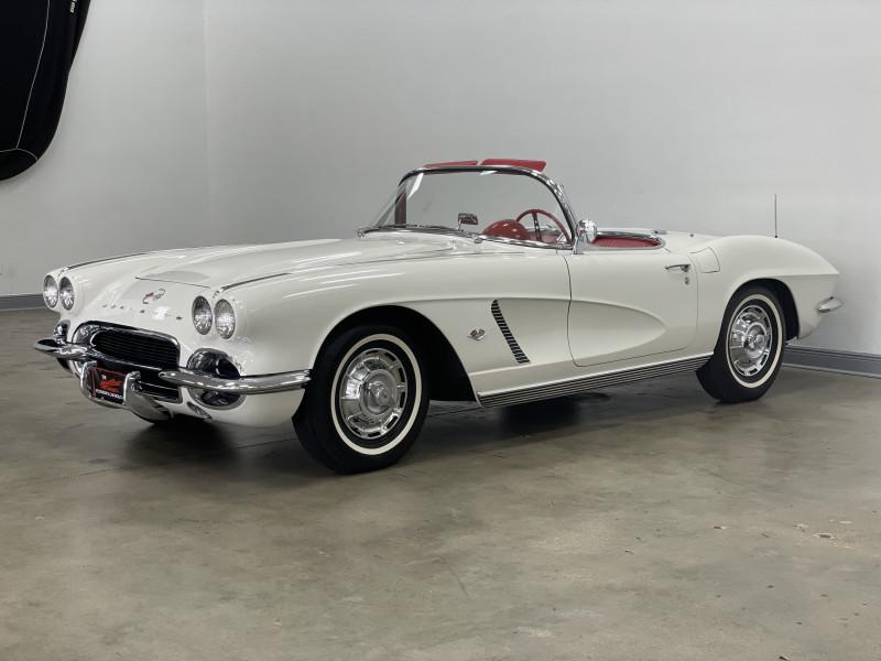 Chevrolet Corvette 1962 price $99,977
