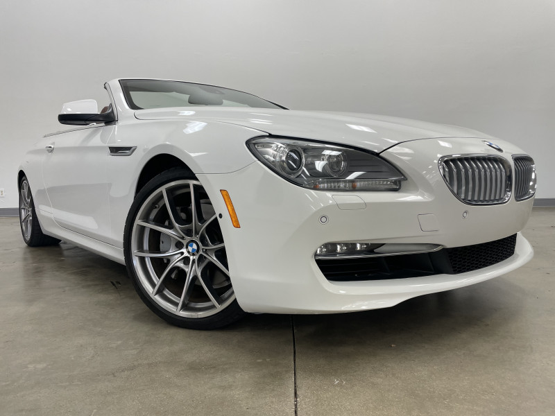 BMW 6-Series 2012 price Sold