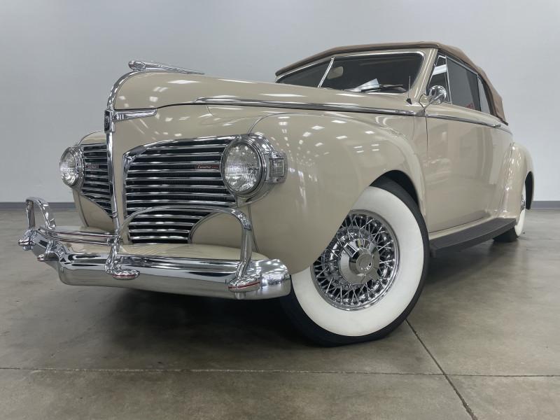 Dodge Luxury Liner 1941 price $33,977