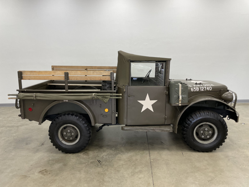 Dodge M37 Power Wagon 1952 price Sold