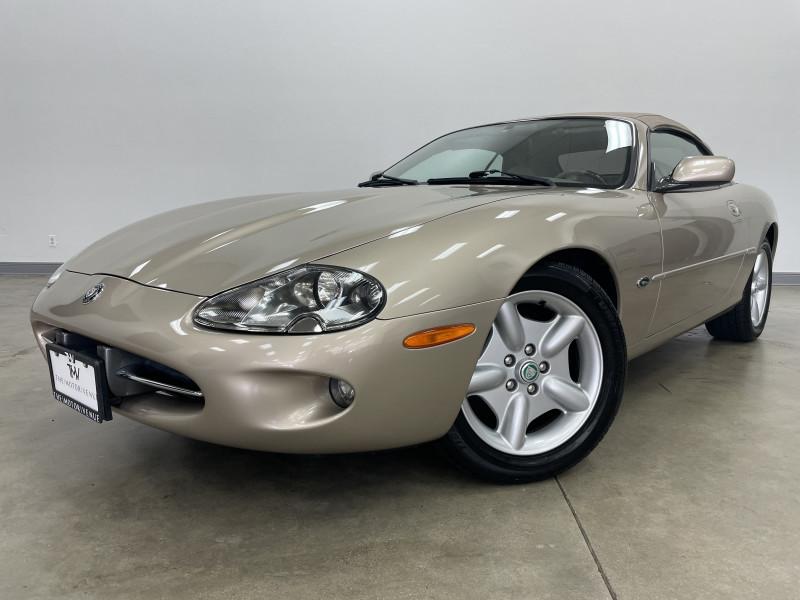 Jaguar XK 1998 price $14,977