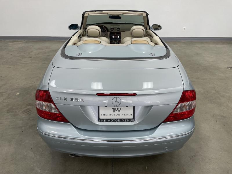 Mercedes-Benz CLK-Class 2007 price Sold