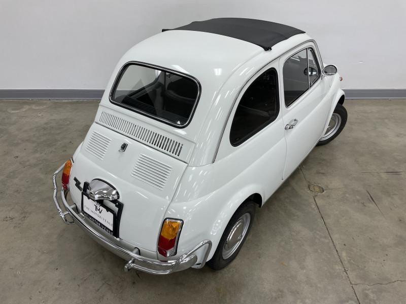 Fiat 500 1972 price $25,977