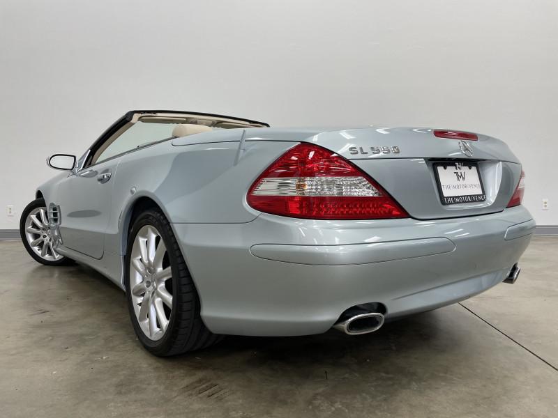 Mercedes-Benz SL-Class 2007 price $28,977