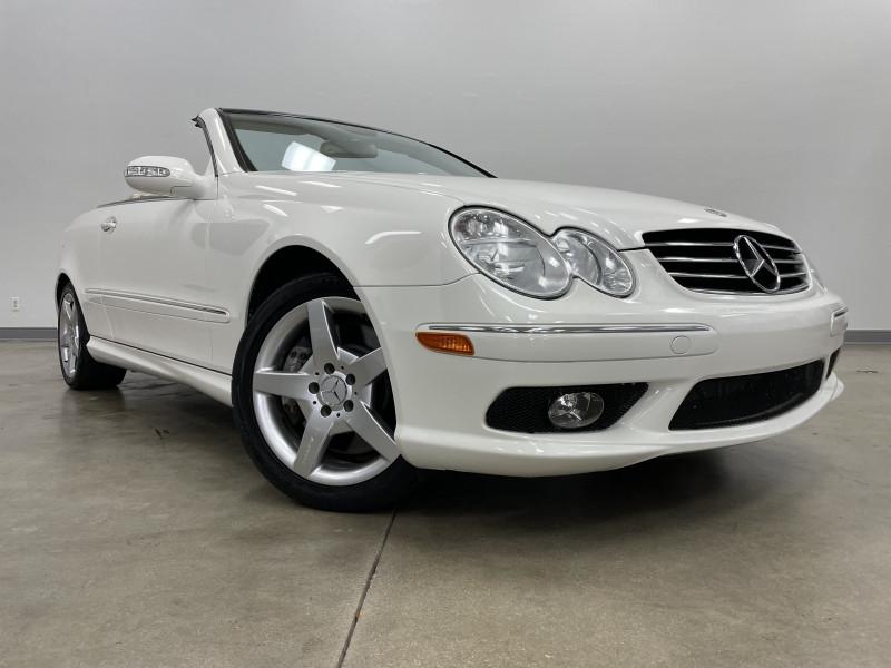 Mercedes-Benz CLK-Class 2005 price $17,977