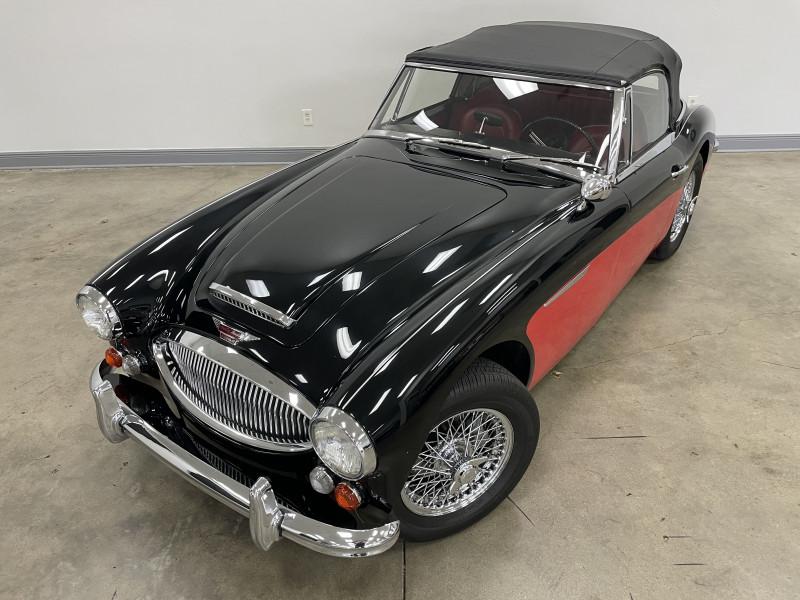 Austin Healey 3000 MK III 1966 price $69,977