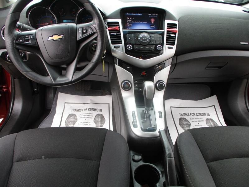 Chevrolet Cruze Limited 2016 price $11,995
