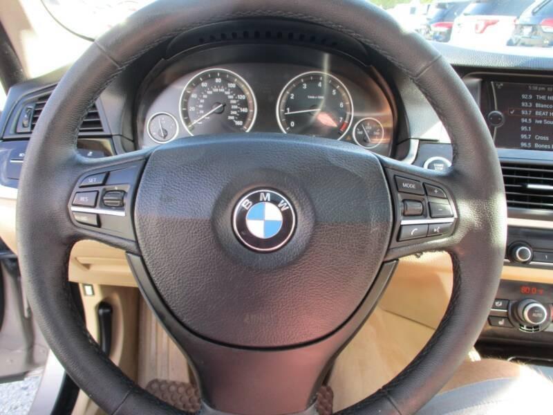 BMW 5 Series 2012 price $13,995