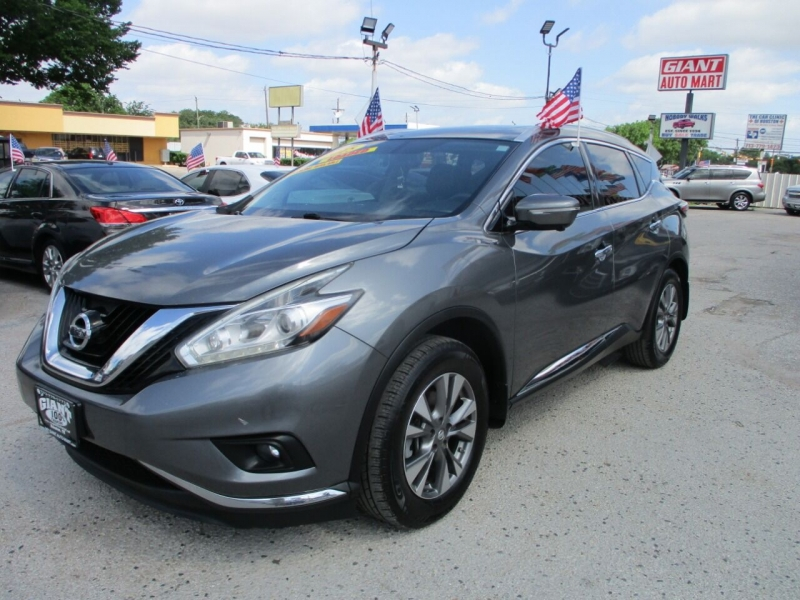 Nissan Murano 2015 price $18,995