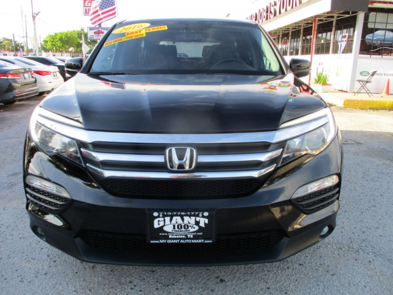 Honda Pilot 2016 price Call For Price
