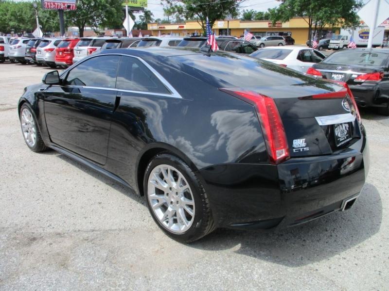 Cadillac CTS 2011 price $17,995