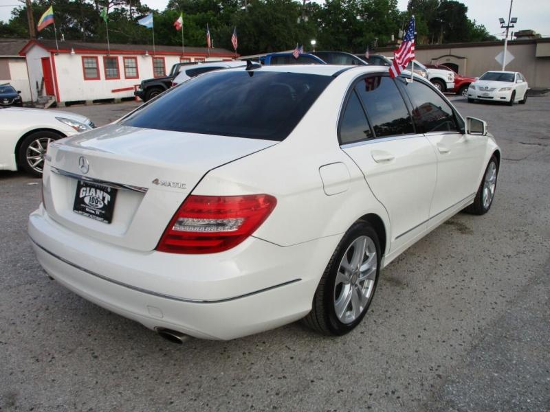Mercedes-Benz C-Class 2012 price $15,995