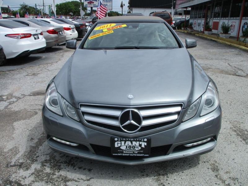 Mercedes-Benz E-Class 2011 price $18,995