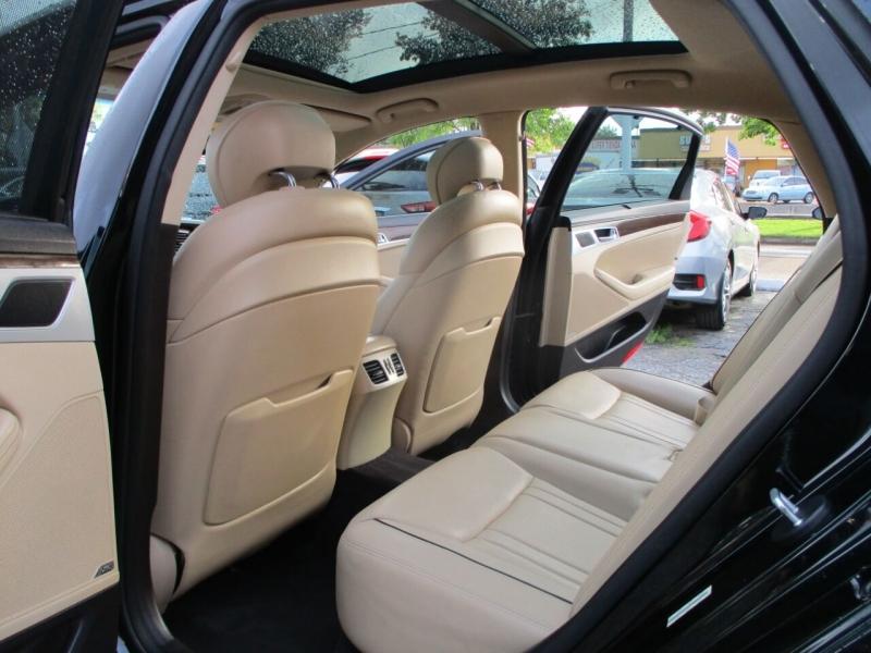 Hyundai Genesis 2015 price $21,995